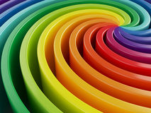Colorful wallpaper background. 3d render of colorful wallpaper background Stock Photo