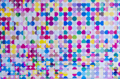 Colorful wallpaper Royalty Free Stock Photography