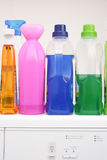 Colorful wash gel Royalty Free Stock Images