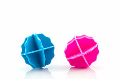 Colorful of washing ball. Stock Image