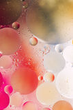 Colorful water background Stock Photo
