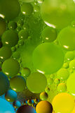 Colorful water background Royalty Free Stock Photo