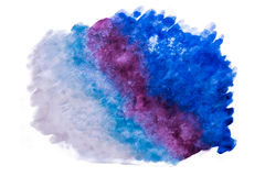Colorful watercolor abstract background Royalty Free Stock Images