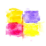 Colorful watercolor background Royalty Free Stock Photography