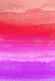 Colorful watercolor brush strokes Royalty Free Stock Photo