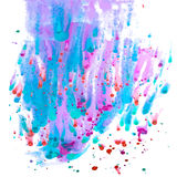 Colorful watercolor Royalty Free Stock Photography