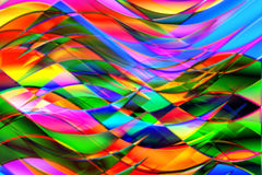 Free Colorful Waves Royalty Free Stock Images - 15161459