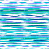 Colorful waves and lines Royalty Free Stock Photos