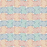 Colorful weave Royalty Free Stock Photos