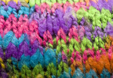 Colorful Weave Royalty Free Stock Photography