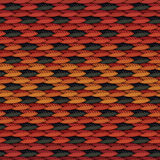 Colorful weaving fabric Stock Photo