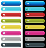 Colorful website buttons Stock Photo