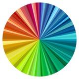 Colorful wheel Stock Photo