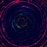 Colorful whirl background Royalty Free Stock Photography