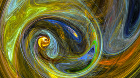 Colorful whirlpool abstract background. For creative design Royalty Free Stock Photography