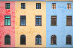 Colorful window style Stock Images