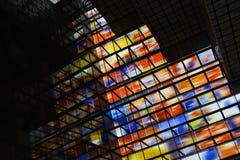 Colorful windows Royalty Free Stock Photos
