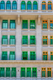 Colorful Windows Royalty Free Stock Photo