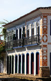 Colorful windows parati Royalty Free Stock Images