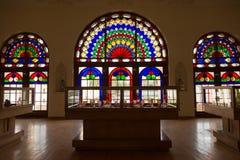 Colorful windows Stock Image
