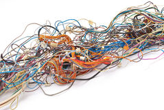 Colorful Wire Stock Photography