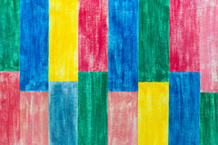 Colorful wood Stock Photography