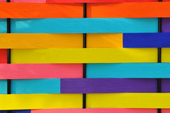 Colorful Wood Background. This is a Wooden walls, colorful background royalty free stock photo