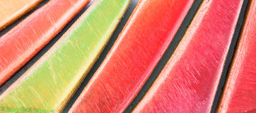 Colorful wood Stock Photo