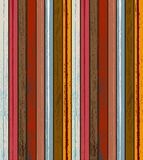 Colorful Wood pattern texture background.  Stock Image