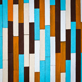 Colorful wood texture Royalty Free Stock Photos