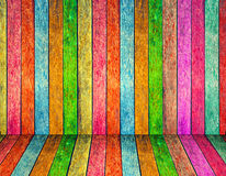 Colorful wood texture background royalty free stock images