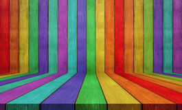 Colorful wood texture background. also used for display or montage your products stock image