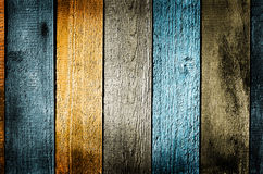 Colorful wood texture background Royalty Free Stock Photo