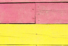 Colorful wooden background Royalty Free Stock Images