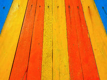 Colorful Wooden texture Royalty Free Stock Photography