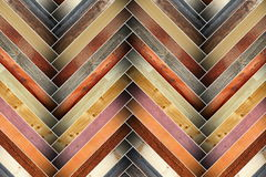 Colorful wooden tiles Stock Photo