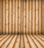 Colorful wooden wall Royalty Free Stock Photography