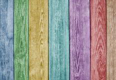 Colorful wooden, wall background. Colorful wooden wall background texture Royalty Free Stock Photos
