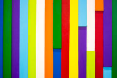 Colorful wooden wall background 10 Stock Photo