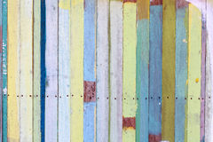 Free Colorful Wooden Wall Texture Royalty Free Stock Photo - 17708735