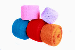 Colorful Wool Royalty Free Stock Image