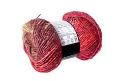 Colorful wool Stock Image