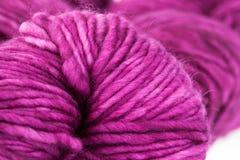 Colorful wool yarn balls Royalty Free Stock Image