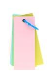Colorful wordbook Stock Photography