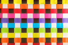 Colorful woven. Stock Photography