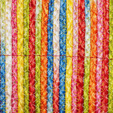 Colorful woven sisal wool rug taxtures & background. Colorful woven sisal wool rug taxtures & background pattern Stock Image