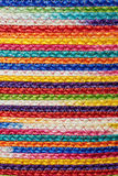 Colorful woven sisal wool rug taxtures & background. Colorful woven sisal wool rug taxtures & background pattern Royalty Free Stock Photo