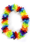 Colorful wreath Royalty Free Stock Photos