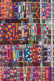 Colorful wrist bands Royalty Free Stock Images