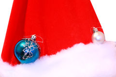 Colorful xmas balls Stock Photography